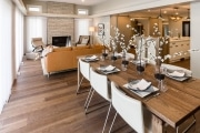 The Landon - Dining Living009