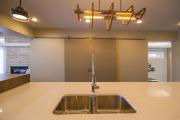 The Landon - Kitchen looking to Flex Room038