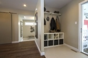 The Landon - Mudroom shelves057