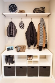 The Landon - mudroom058