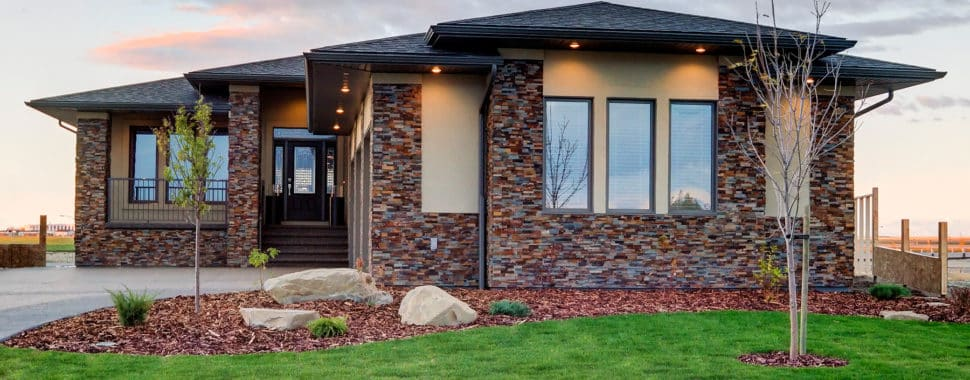 Van Arbor Lethbridge Custom Home