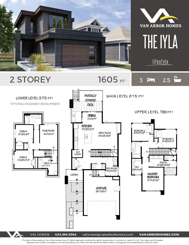 The Iyla – 1012 Atlantic Cove W