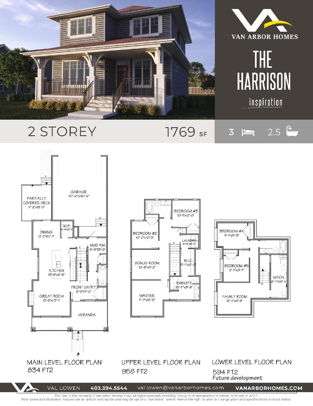 The Harrison – 355 Aquitania Blvd